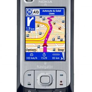 Nokia 6110 Navigator Özellikleri