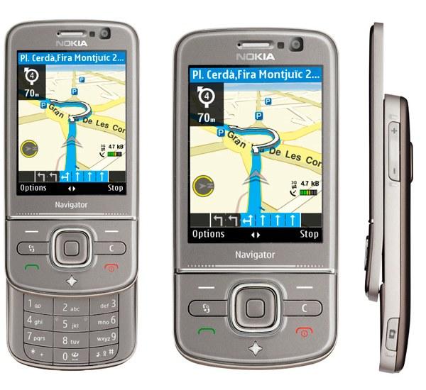Nokia 6710 Navigator Özellikleri