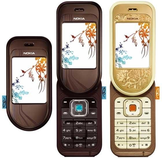 Nokia 7370 Özellikleri