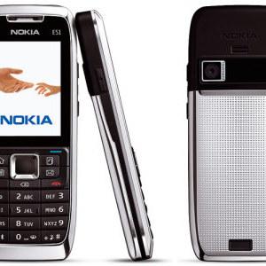 Nokia E51 Özellikleri