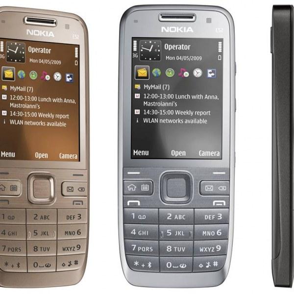 Nokia E52 Özellikleri