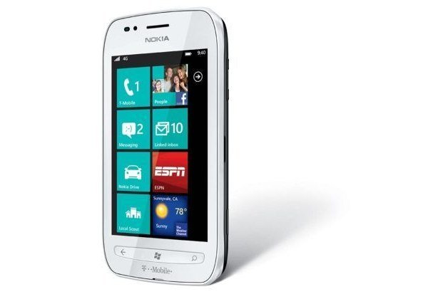 Nokia Lumia 710 T-Mobile Özellikleri