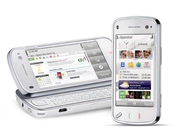 Nokia N97 Özellikleri