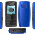 Nokia X1-00 Özellikleri