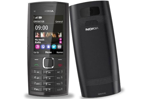Nokia X2-05 Özellikleri