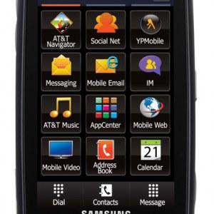 Samsung A817 Solstice II Özellikleri