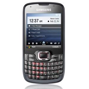 Samsung B7330 OmniaPRO Özellikleri