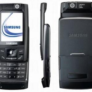 Samsung D820 Özellikleri