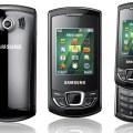 Samsung E2550 Monte Slider Özellikleri