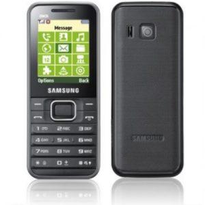 Samsung E3210 Özellikleri