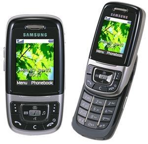 Samsung E630 Özellikleri