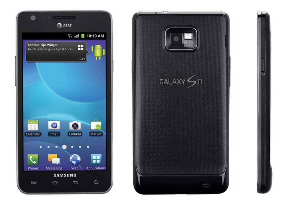 Galaxy s4 active atandt