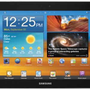 Samsung Galaxy Tab 8.9 P7310 Özellikleri