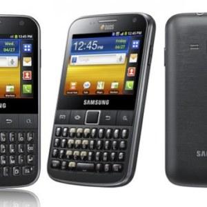 Samsung Galaxy Y Pro Duos B5512 Özellikleri