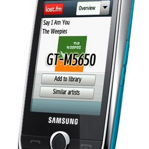 Samsung M5650 Lindy Özellikleri
