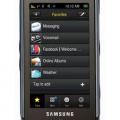 Samsung M850 Instinct HD Özellikleri