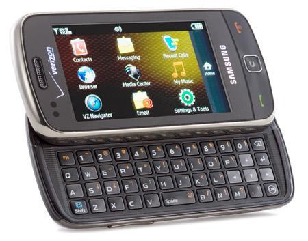 Samsung U960 Rogue Özellikleri