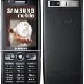 Samsung i550 Özellikleri