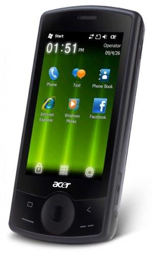 Acer beTouch E100 Özellikleri