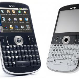 Acer beTouch E130 Özellikleri