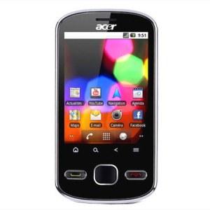 Acer beTouch E140 Özellikleri