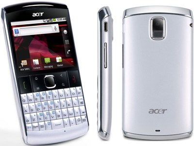 Acer beTouch E210 Özellikleri