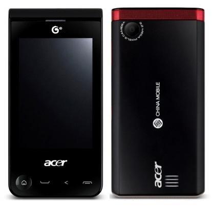 Acer beTouch T500 Özellikleri