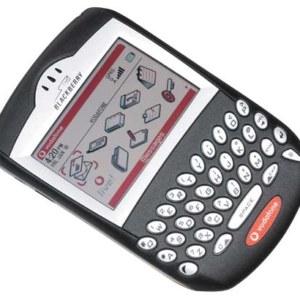 BlackBerry 7730 Özellikleri