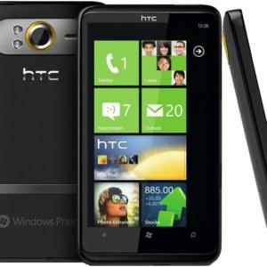 HTC HD7 Özellikleri