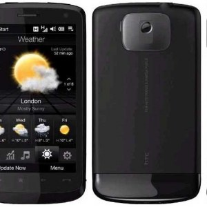 HTC Touch HD T8285 Özellikleri