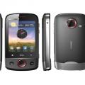 Huawei U8100 Özellikleri