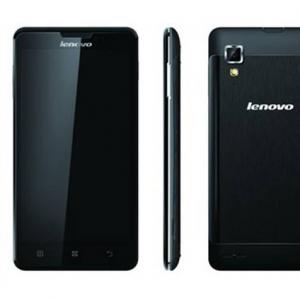 Lenovo P780 Özellikleri