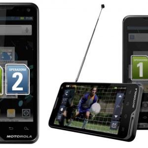 Motorola ATRIX TV XT687 Özellikleri