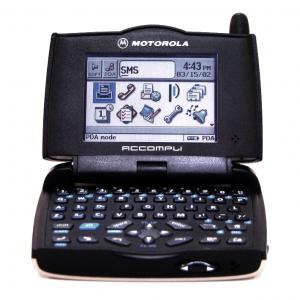 Motorola Accompli 009 Özellikleri