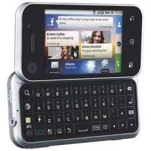 Motorola BACKFLIP Özellikleri