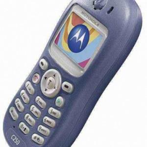 Motorola C250 Özellikleri