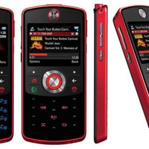 Motorola EM30 Özellikleri