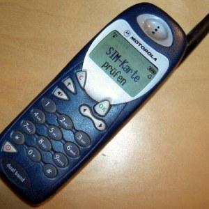 Motorola M3888 Özellikleri