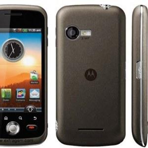 Motorola Quench XT5 XT502 Özellikleri