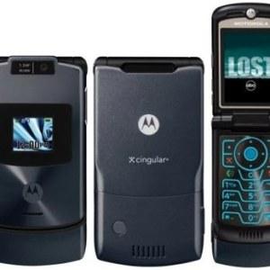 Motorola RAZR V3xx Özellikleri