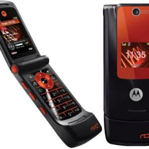 Motorola ROKR W5 Özellikleri