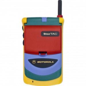 Motorola StarTAC Rainbow Özellikleri
