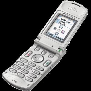 Motorola T720 Özellikleri