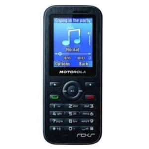 Motorola WX390 Özellikleri