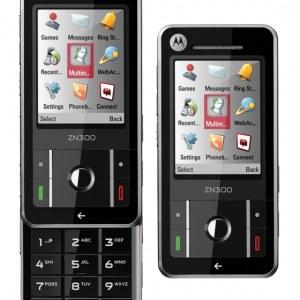 Motorola ZN300 Özellikleri