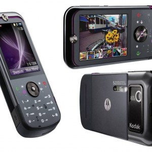 Motorola ZN5 Özellikleri
