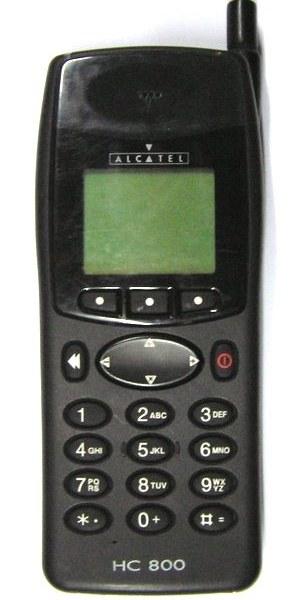 alcatel HC 800 Özellikleri