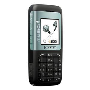 alcatel OT-E805 Özellikleri