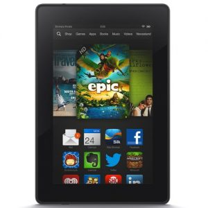 Amazon Kindle Fire Özellikleri