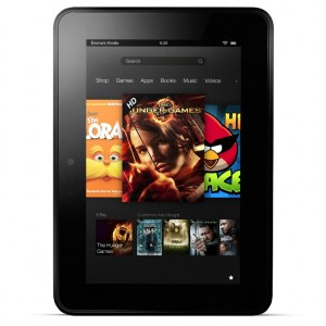 Amazon Kindle Fire HD Özellikleri
